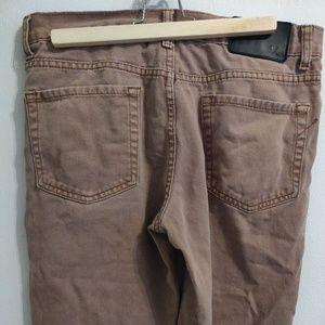 standard cloth men's jean shorts